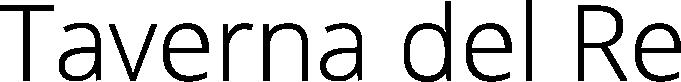 logo taverna del Re